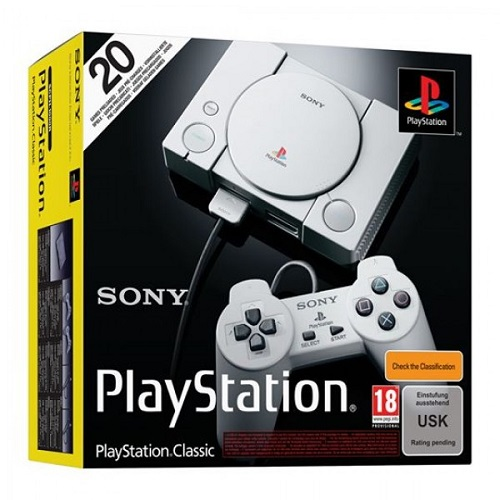 Playstation-Classic-konzola